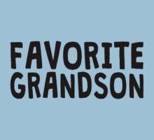 Favorite Grandson One Piece - Short Sleeve