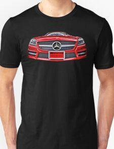 RED MERCEDES BENZ AMG T-Shirt