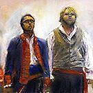 Les Misérables  by Randy Sprout