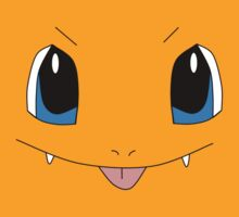 Charmander face by RichUK