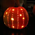 My Pumpkin this year by Brenda Dahl