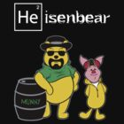 Heisenbear and Pigman by Vitaliy Klimenko