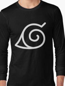 Konohagakure Long Sleeve T-Shirt