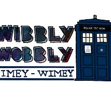 Timey-Wimey by bryandraws