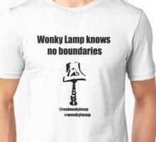Wonky Lamp Unisex T-Shirt