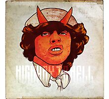 ACDC   Highway to Hell Photographic Print