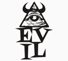 Evil - Illuminati by mlike1