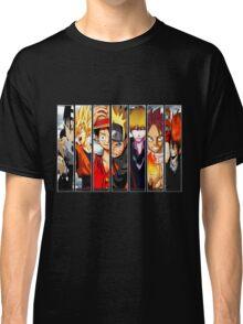 Manga Heroes Classic T-Shirt