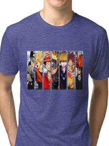 Manga Heroes Tri-blend T-Shirt
