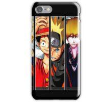 Manga Heroes iPhone Case/Skin