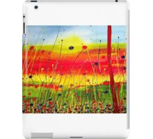 Colourfull landscape iPad Case/Skin