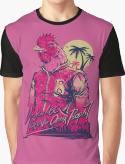 Hotline Miami - Richard Graphic T-Shirt