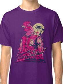 Hotline Miami - Richard Classic T-Shirt