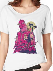 Hotline Miami - Richard Women's Relaxed Fit T-Shirt