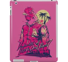 Hotline Miami - Richard iPad Case/Skin