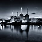 Battersea Blues by Ian Hufton