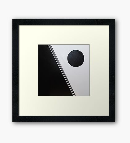 Who Knows Framed Print