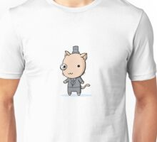 Fancy Kitty Unisex T-Shirt