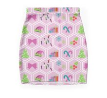 I'm dreaming of a pink christmas  Mini Skirt