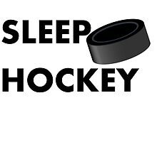 Eat Sleep Hockey by kwg2200