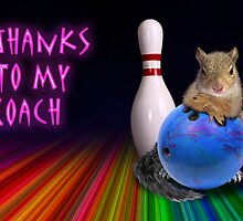 Thanks To My Coach Squirrel by jkartlife