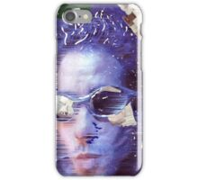 The passing cyclist  iPhone Case/Skin
