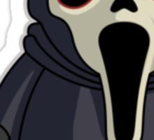 Mini Ghostface Sticker