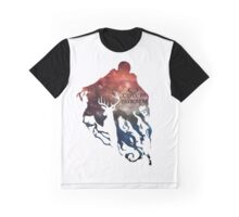 Expecto patronum Nebula harry potter Graphic T-Shirt