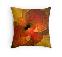 Mayan Festive Throw Pillow