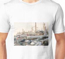 Luxury yacht Unisex T-Shirt