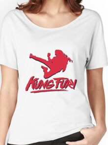 Kung Fury T-Shirt Women's Relaxed Fit T-Shirt