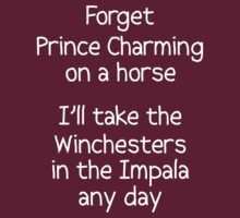 Forget Prince Charming by artemisd