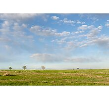 Pawnee Grassland in Spring VI Photographic Print