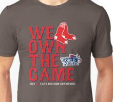 We Own The Game Unisex T-Shirt