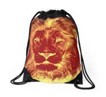 Leo the Lion Drawstring Bag