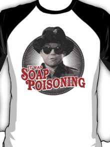 A Christmas Story - Ralphie and the Soap - Soap Poisoning - Christmas Movie Pop Culture - Holiday Movie Parody T-Shirt