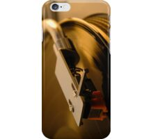 Vinyl is better iPhone Case/Skin