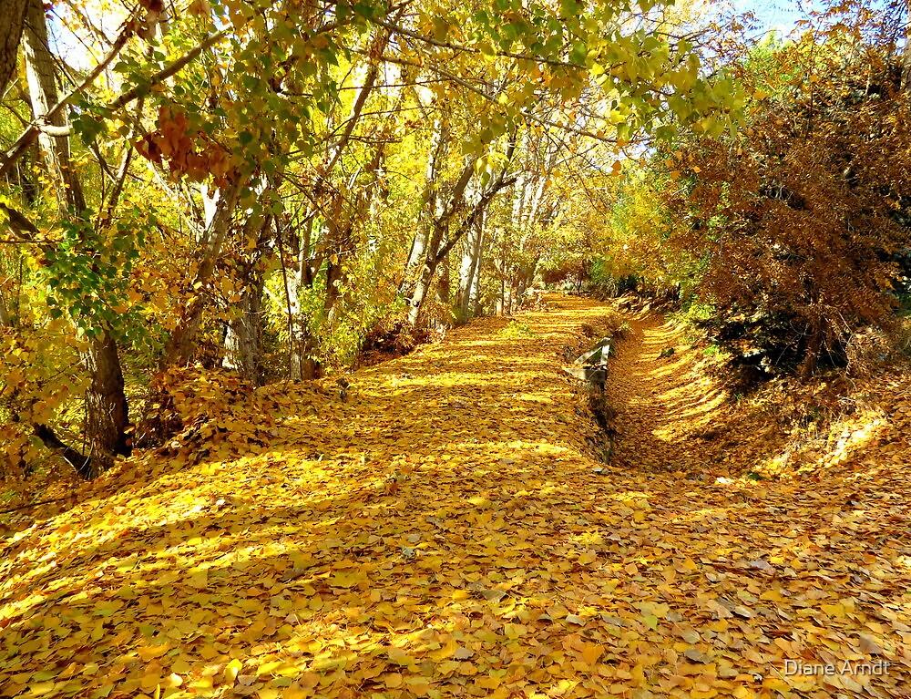 Love That Autumn Leaf Smell by Diane Arndt