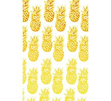Pineapple Sunrise Photographic Print