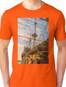 Old ship Unisex T-Shirt