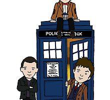 Doctors by bryandraws