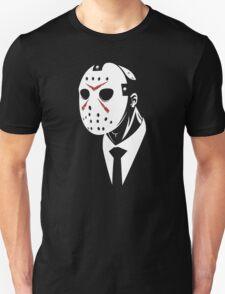 Friday the 13th - Dapper Jason Gore Quarterly T-Shirt