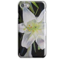 Backyard Lily iPhone Case/Skin