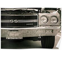 Chevy SS Poster