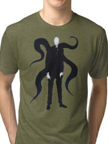 Slenderman Stands Tri-blend T-Shirt