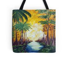 Bayou Gold Tote Bag