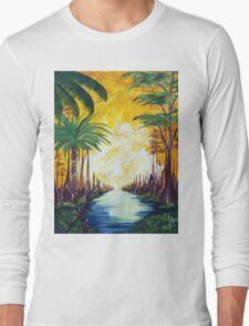 Bayou Gold Long Sleeve T-Shirt