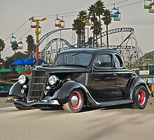 1936 Ford 'Fun Ride' Coupe by DaveKoontz
