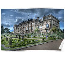 Harewood House #1 Poster