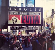 Broadway The Evita by yogur